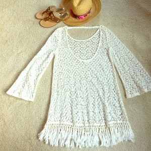 Other - Chantilly Lace Cover Up